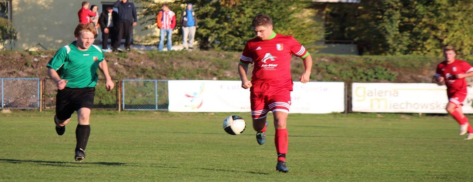 Derby Miechowa – 3 punkty dla Pogoni.