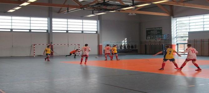 5 miejsce Juniorów w Skawinie.