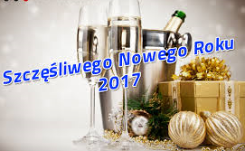 Szczęśliwego Nowego Roku 2017    !!!!!!