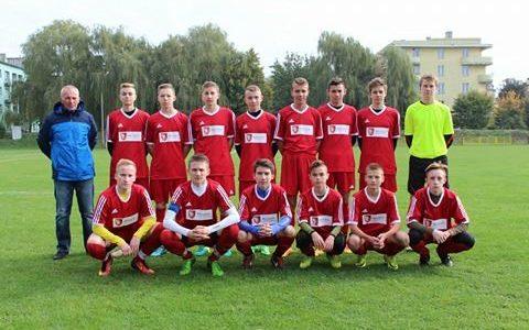Juniorzy w półfinale halowych mistrzostw Krakowa.