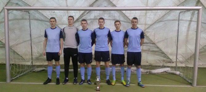 3 miejsce Juniorów w Halowych Mistrzostwach Podokręgu Kraków.