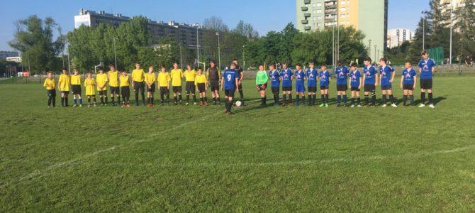 Młodziki remisują w Krakowie.